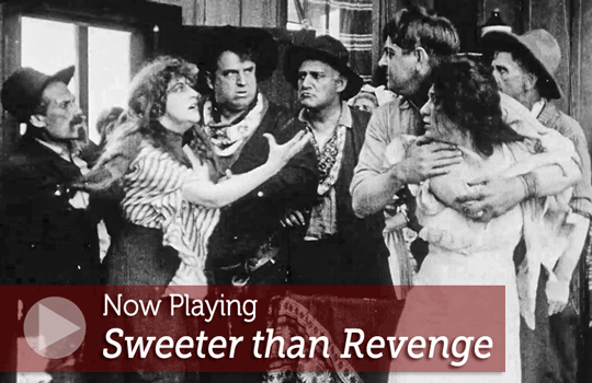 Now Playing: Sweeter than Revenge, a Betzwood film